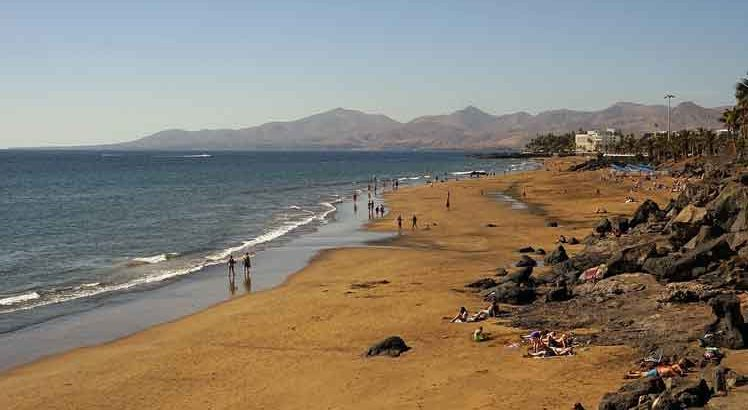 Stranden Lanzarote